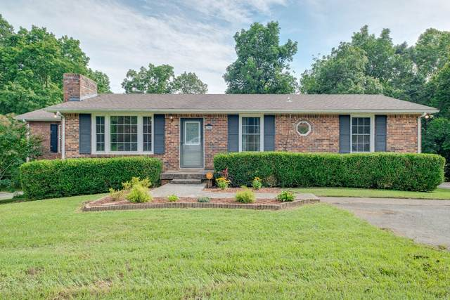 308 Lake Court Dr, Clarksville, TN 37043 (MLS #RTC2185004) :: Village Real Estate