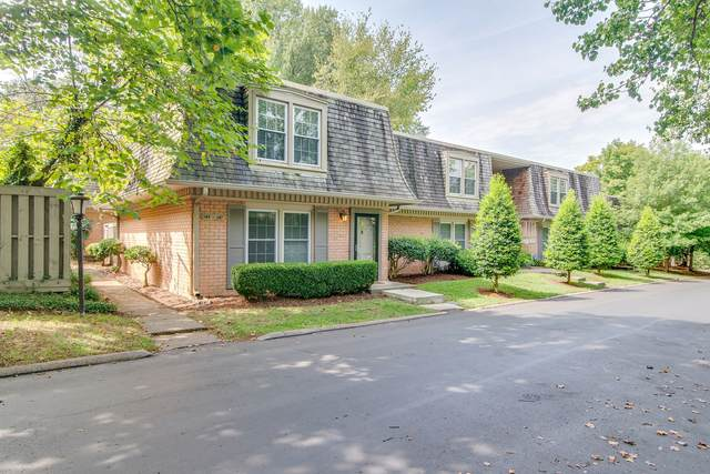 3000 Hillsboro Pike #145, Nashville, TN 37215 (MLS #RTC2185436) :: The Milam Group at Fridrich & Clark Realty