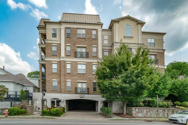 1010 16th Ave S #202, Nashville, TN 37212 (MLS #RTC2185586) :: HALO Realty