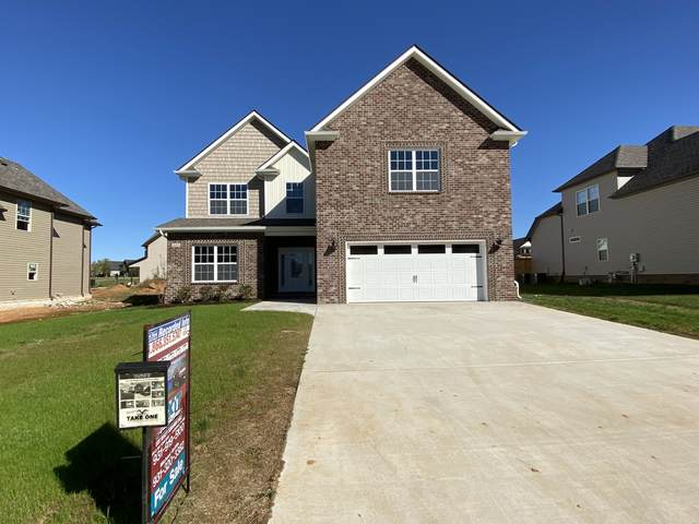 49 Reserve At Hickory Wild, Clarksville, TN 37043 (MLS #RTC2185792) :: Nashville on the Move