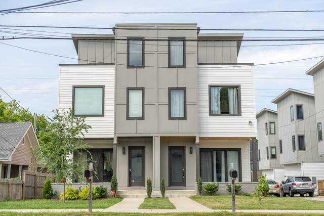 1103 13th Ave S A, Nashville, TN 37212 (MLS #RTC2186281) :: The Miles Team | Compass Tennesee, LLC