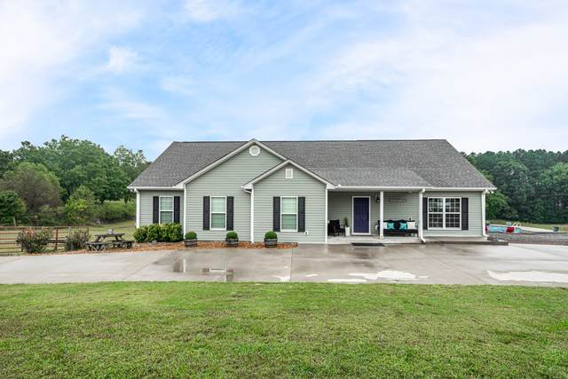 2770 N Hinton Rd, Clarksville, TN 37043 (MLS #RTC2186927) :: Nashville on the Move
