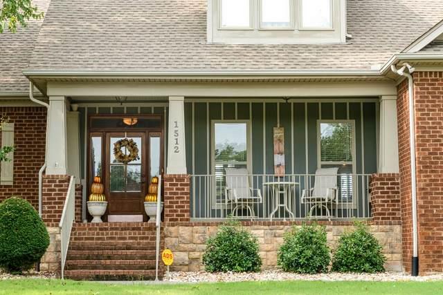 1512 Charleston Park Dr, Spring Hill, TN 37174 (MLS #RTC2187492) :: Village Real Estate