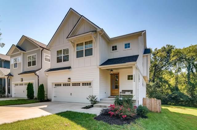 1908 Sheridan Rd A, Nashville, TN 37206 (MLS #RTC2188141) :: Village Real Estate