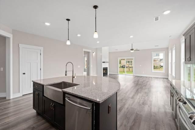 545 Dexter Dr, Clarksville, TN 37043 (MLS #RTC2188710) :: Village Real Estate