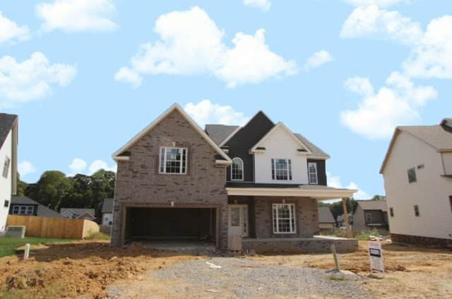 138 Sango Mills, Clarksville, TN 37043 (MLS #RTC2189409) :: RE/MAX Homes And Estates