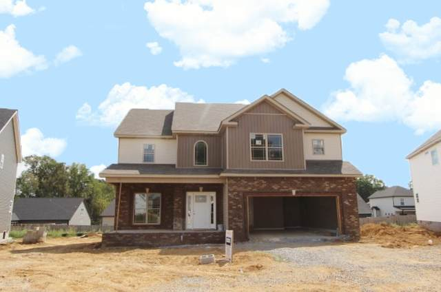 139 Sango Mills, Clarksville, TN 37043 (MLS #RTC2189423) :: RE/MAX Homes And Estates