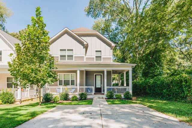 1527 Ward Ave, Nashville, TN 37206 (MLS #RTC2189580) :: Village Real Estate