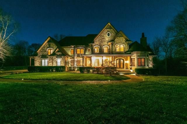 1179 Saddle Springs Dr, Thompsons Station, TN 37179 (MLS #RTC2189658) :: Village Real Estate