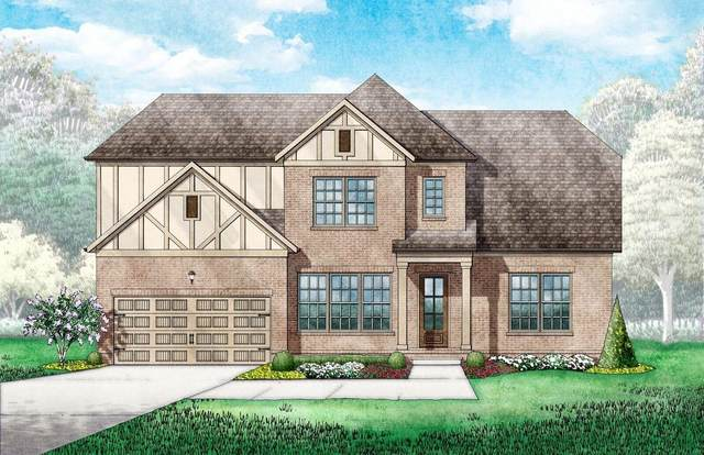 17 Oak Point Way - Lot 17, Columbia, TN 38401 (MLS #RTC2189713) :: FYKES Realty Group