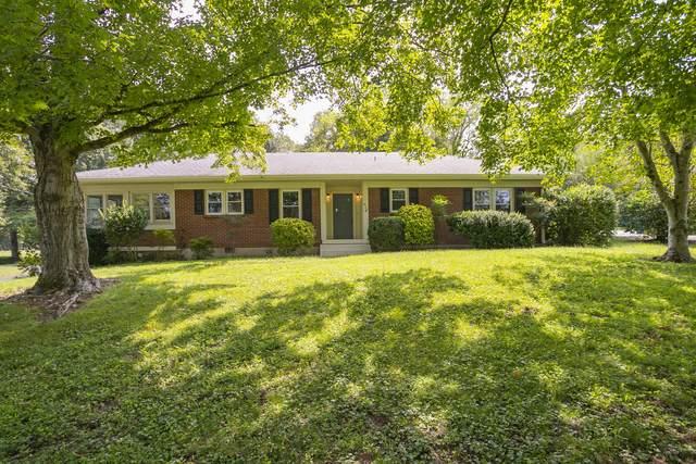 820 N Main St N, Mount Pleasant, TN 38474 (MLS #RTC2189767) :: Village Real Estate