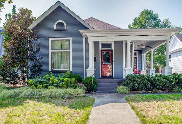 2109 Grantland Ave, Nashville, TN 37204 (MLS #RTC2189793) :: Adcock & Co. Real Estate