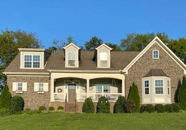 1387 Round Hill Ln, Spring Hill, TN 37174 (MLS #RTC2189806) :: The Kelton Group