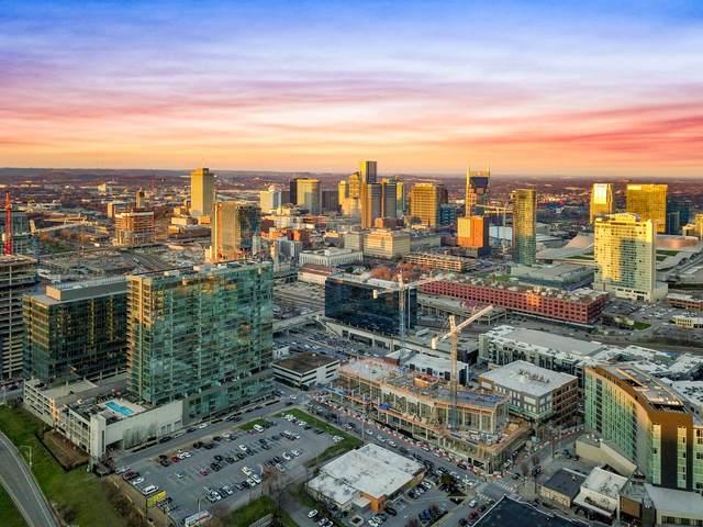 1212 Laurel St #713 #713, Nashville, TN 37203 (MLS #RTC2189827) :: Village Real Estate