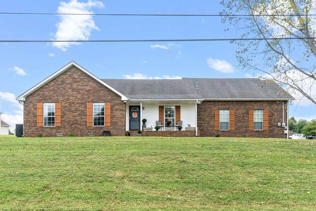 1401 S. Shadowlawn Ct., Clarksville, TN 37040 (MLS #RTC2189942) :: RE/MAX Homes And Estates