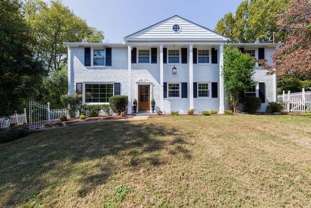4811 Overcrest Dr, Nashville, TN 37211 (MLS #RTC2190075) :: Village Real Estate