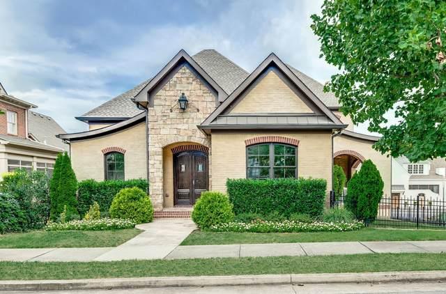 413 Glen West Dr, Nashville, TN 37215 (MLS #RTC2190386) :: Village Real Estate