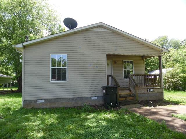 216 Winters St, Adams, TN 37010 (MLS #RTC2190406) :: The Group Campbell