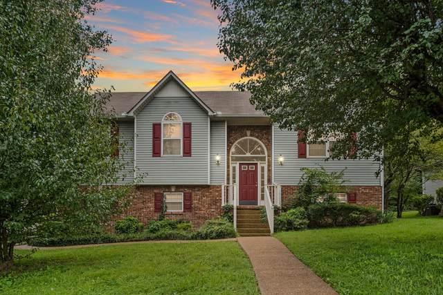 1805 Devon Dr, Spring Hill, TN 37174 (MLS #RTC2190573) :: Village Real Estate