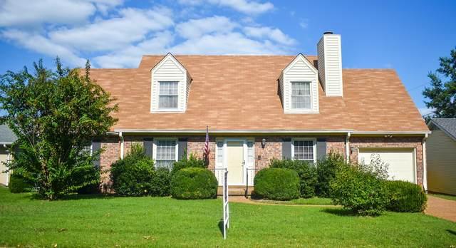 103 Maple Way S, Hendersonville, TN 37075 (MLS #RTC2190597) :: Village Real Estate