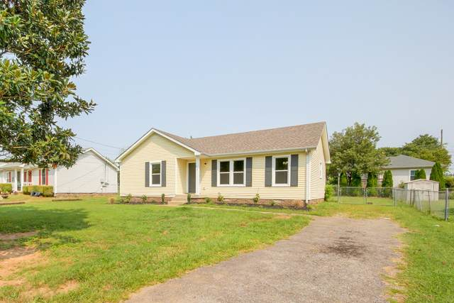 239 Tobacco Rd, Clarksville, TN 37042 (MLS #RTC2190964) :: Stormberg Real Estate Group