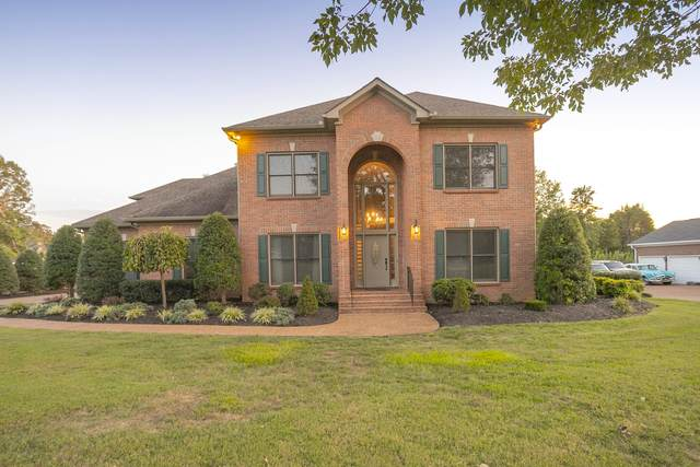 2033 Breckenridge Dr, Mount Juliet, TN 37122 (MLS #RTC2191450) :: Hannah Price Team