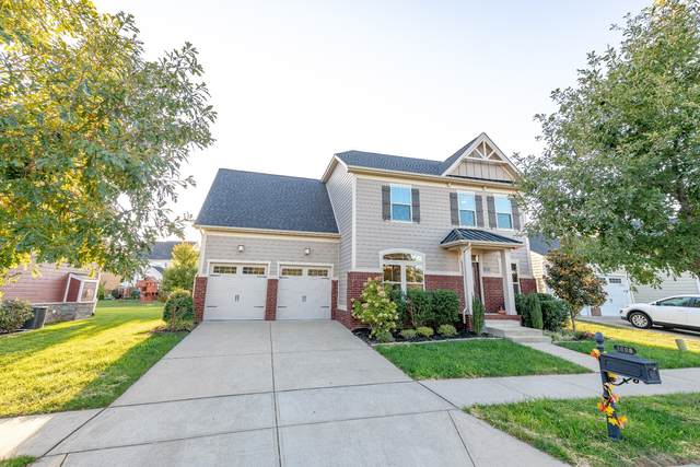 1008 Linden Isle Dr, Franklin, TN 37064 (MLS #RTC2192104) :: Nashville on the Move