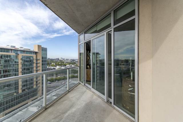 600 12th Ave S #1814, Nashville, TN 37203 (MLS #RTC2192543) :: Adcock & Co. Real Estate