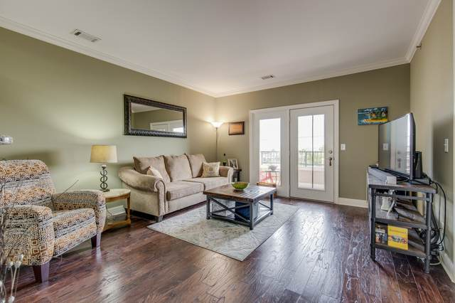 303 Criddle St #410, Nashville, TN 37219 (MLS #RTC2193058) :: Nashville on the Move