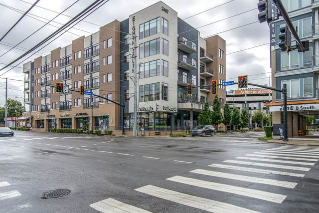 2407 8th Ave S #303, Nashville, TN 37204 (MLS #RTC2193108) :: Village Real Estate