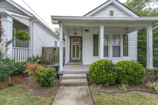 1523 Arthur Ave, Nashville, TN 37208 (MLS #RTC2193165) :: Benchmark Realty