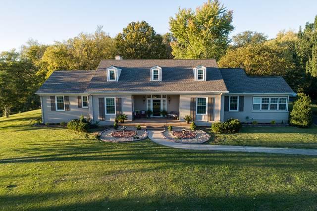 714 Lewis Avenue, Shelbyville, TN 37160 (MLS #RTC2193170) :: Village Real Estate