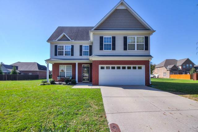 2914 Morning Mist Ct, Murfreesboro, TN 37128 (MLS #RTC2193768) :: RE/MAX Homes And Estates