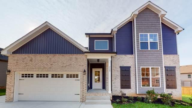 208 Ledina, Clarksville, TN 37043 (MLS #RTC2194161) :: Village Real Estate