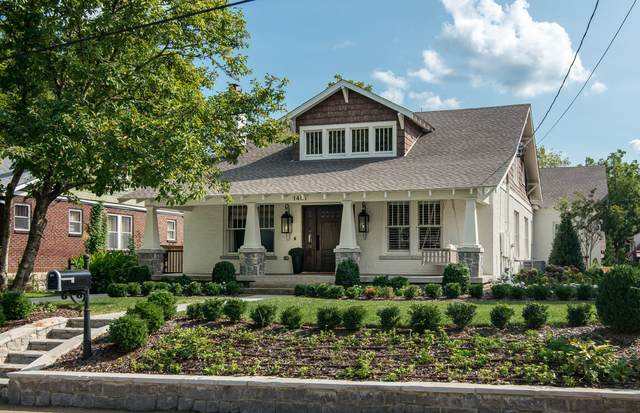 1401 Sweetbriar Ave, Nashville, TN 37212 (MLS #RTC2194219) :: The Milam Group at Fridrich & Clark Realty