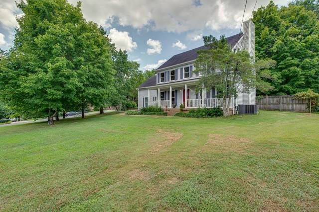 1233 Countryside Rd, Nolensville, TN 37135 (MLS #RTC2194244) :: Village Real Estate