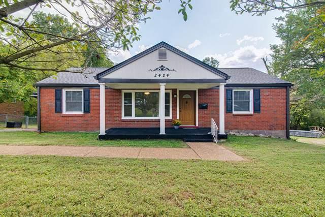 2424 Mcginnis Dr, Nashville, TN 37216 (MLS #RTC2195248) :: Village Real Estate