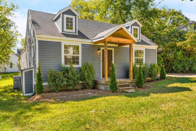 553 Westboro Dr A, Nashville, TN 37209 (MLS #RTC2195977) :: Morrell Property Collective | Compass RE