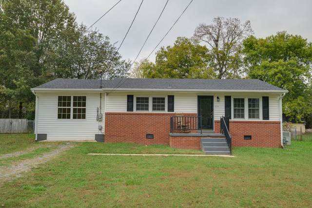 219 Chestnut Drive, Shelbyville, TN 37160 (MLS #RTC2196507) :: Village Real Estate