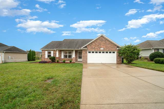 2009 Sparrow St, Spring Hill, TN 37174 (MLS #RTC2197242) :: Nashville on the Move