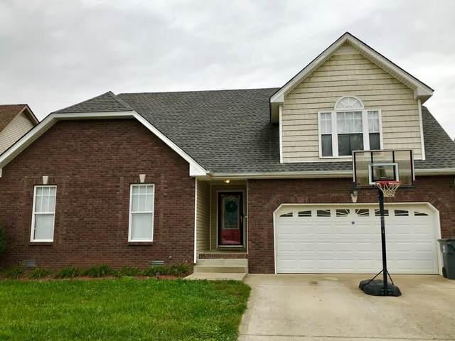 2945 Brewster Dr, Clarksville, TN 37042 (MLS #RTC2197252) :: Adcock & Co. Real Estate