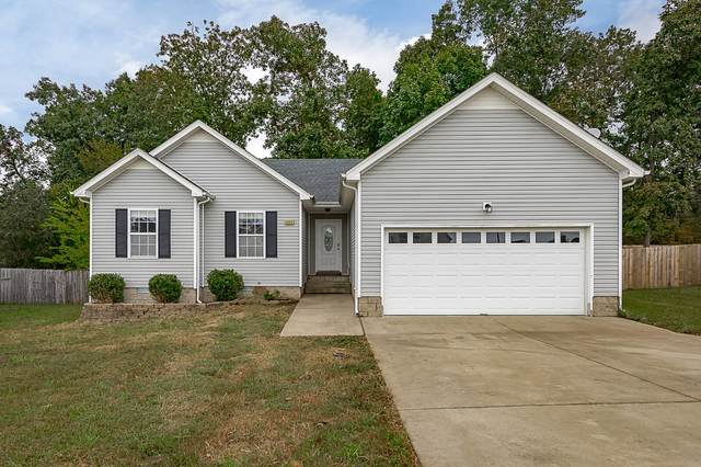 382 Andrew Dr, Clarksville, TN 37042 (MLS #RTC2197256) :: Village Real Estate