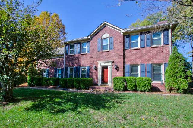 724 Fawn Cir, Franklin, TN 37067 (MLS #RTC2197724) :: Nashville on the Move