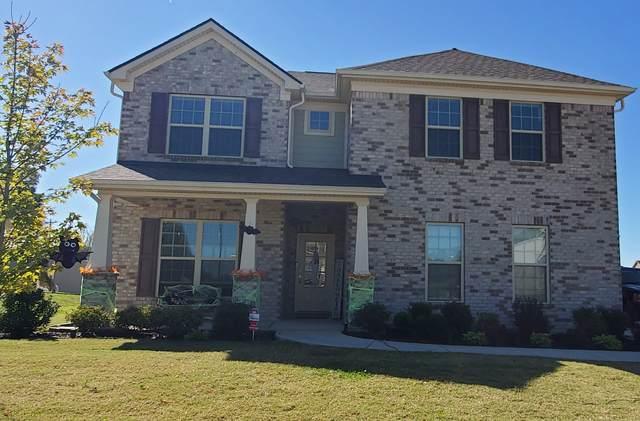 1003 Maleventum Way, Spring Hill, TN 37174 (MLS #RTC2198239) :: Village Real Estate