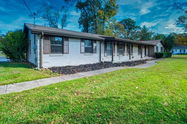 1722 Country Club Dr, Tullahoma, TN 37388 (MLS #RTC2199500) :: Village Real Estate