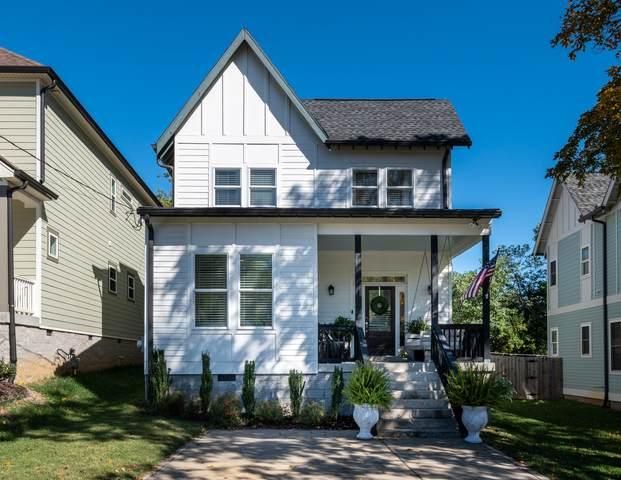 709 Ward St A, Nashville, TN 37207 (MLS #RTC2200229) :: Village Real Estate