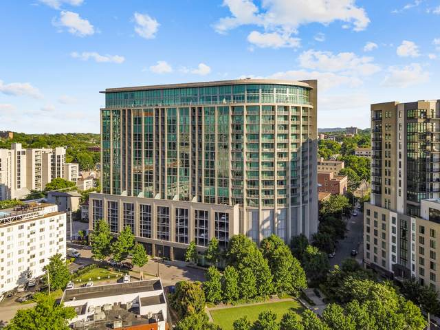 900 20th Ave S #1411, Nashville, TN 37212 (MLS #RTC2200373) :: Team Wilson Real Estate Partners