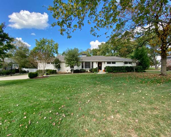 5110 Meadowlake Rd, Brentwood, TN 37027 (MLS #RTC2200428) :: The Milam Group at Fridrich & Clark Realty