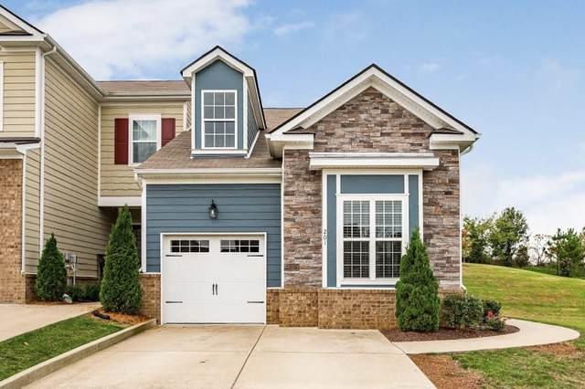 201 Shirebrook Cir, Spring Hill, TN 37174 (MLS #RTC2200452) :: Village Real Estate