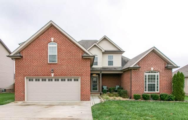 325 Abeline Dr, Clarksville, TN 37043 (MLS #RTC2200730) :: Village Real Estate